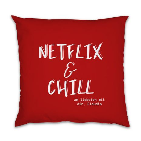 Netflix and chill (+Text)