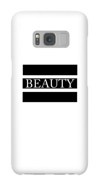 Samsung Galaxy S8  3D-Case (glossy) Gibilicious Design Beauty von swook! - switch your look