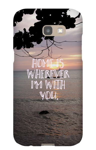 Samsung Galaxy A5 (2017) 3D-Case (glossy) Gibilicious Design Home is von swook! - switch your look