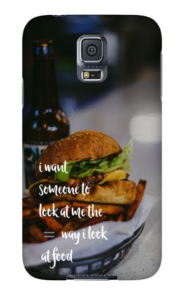 samsung galaxy s5 3d case glossy gibilicious design the way i look at