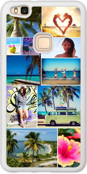 Huawei P10 lite Bumper-Case(weiß) selbst gestalten - swook!