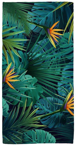 Paradise - Handtuch mit Namen