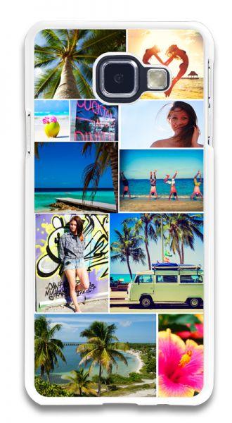Samsung A5 (2016) 2D-Case weiß selbst gestlaten bei swook!