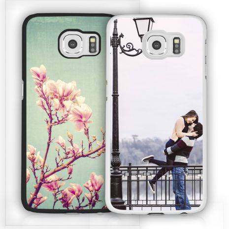 Samsung Galaxy S6 2D-Case (schwarz) selbst gestalten mit swook! - switch your look