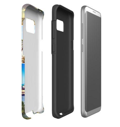 Samsung Galaxy S8 Plus Tough-Case selbst gestalten bei swook!