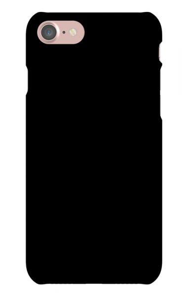 Schwarz - mit eigenem Text