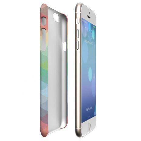 3D-Case (glossy) passend für Apple iPhone 6, Selbst gestalten