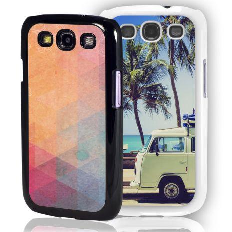 Samsung Galaxy S3 (i9300) 2D-Case (schwarz) selbst gestalten mit swook! - switch your look